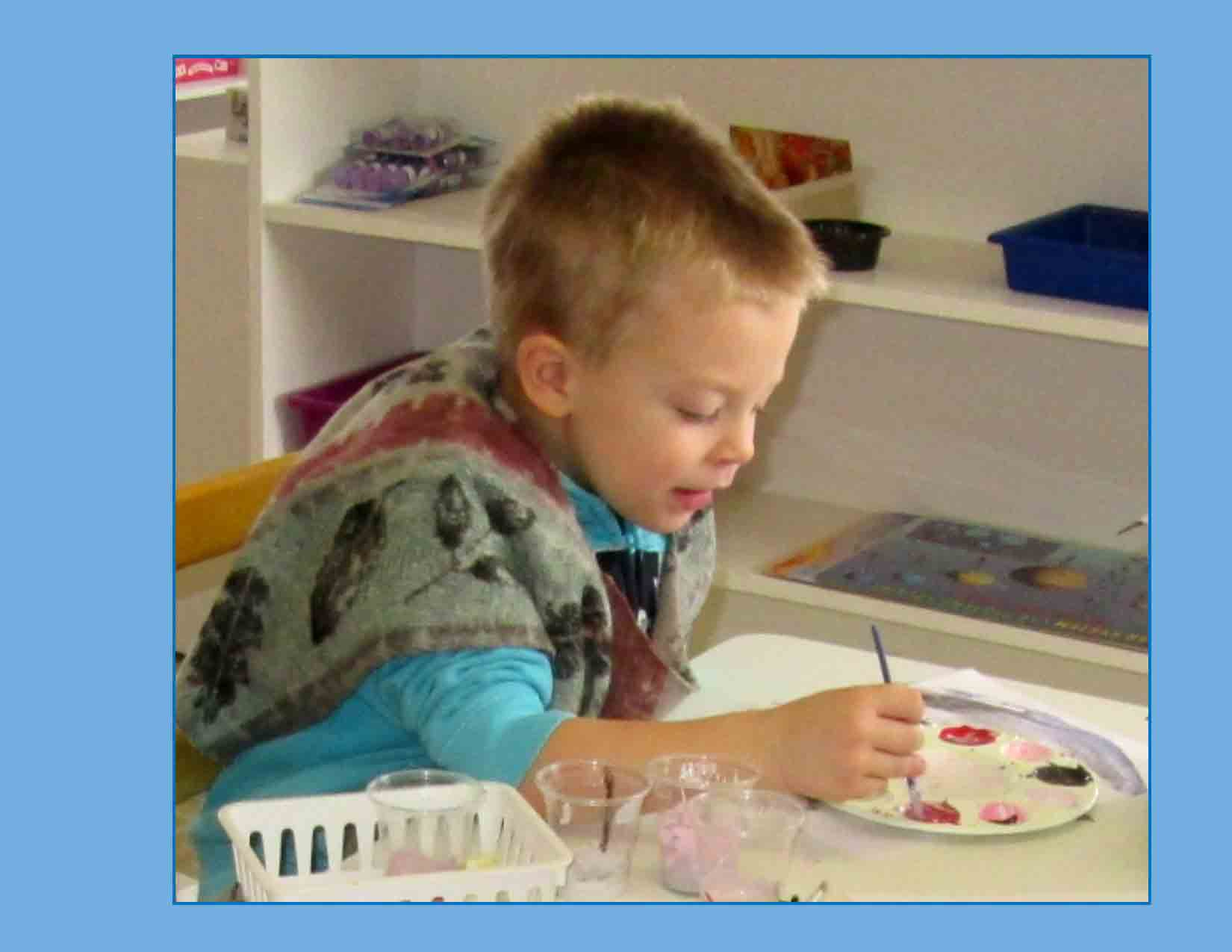 Chestermere-Painting-Preschool