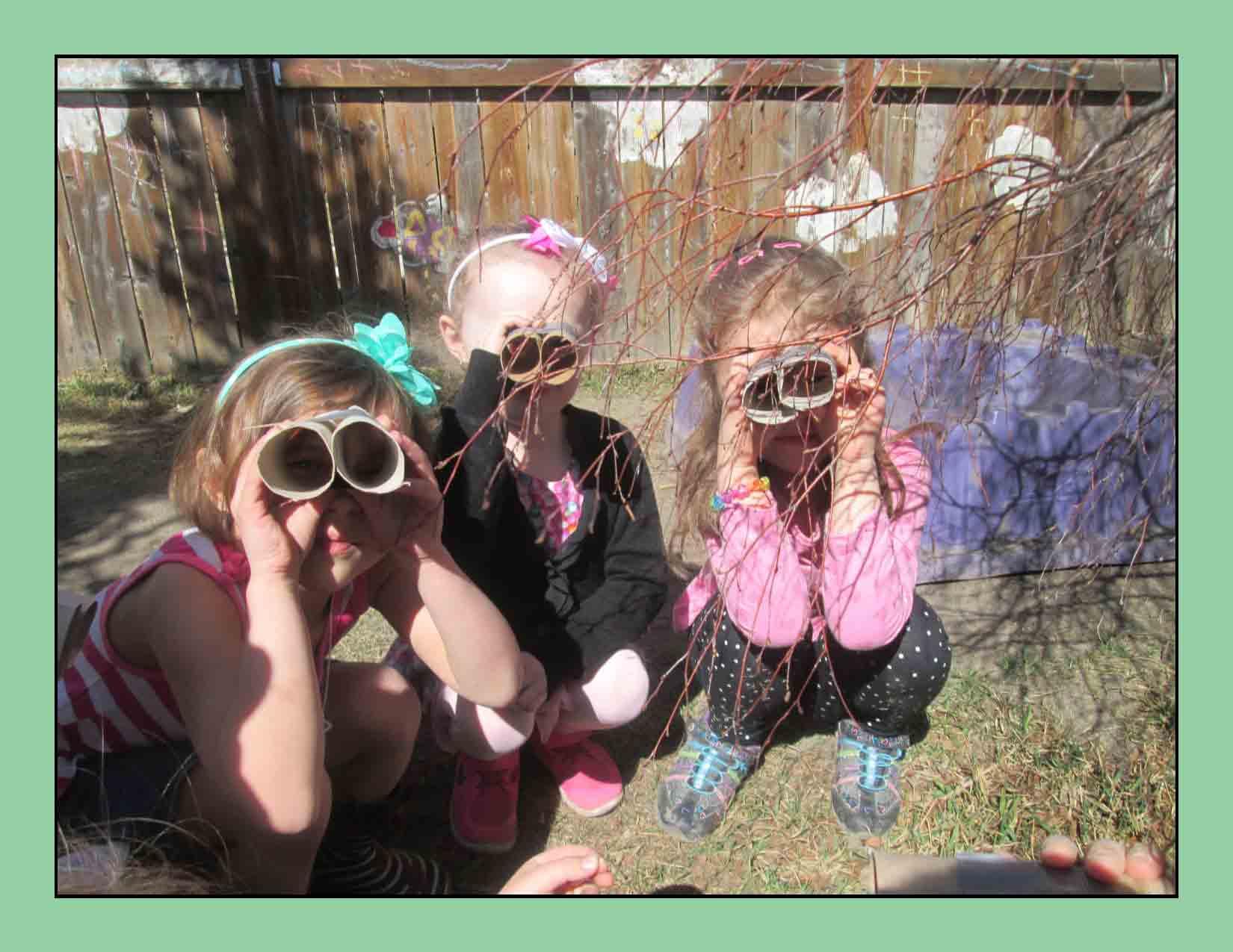 Chestermere-Binoculars-Preschool