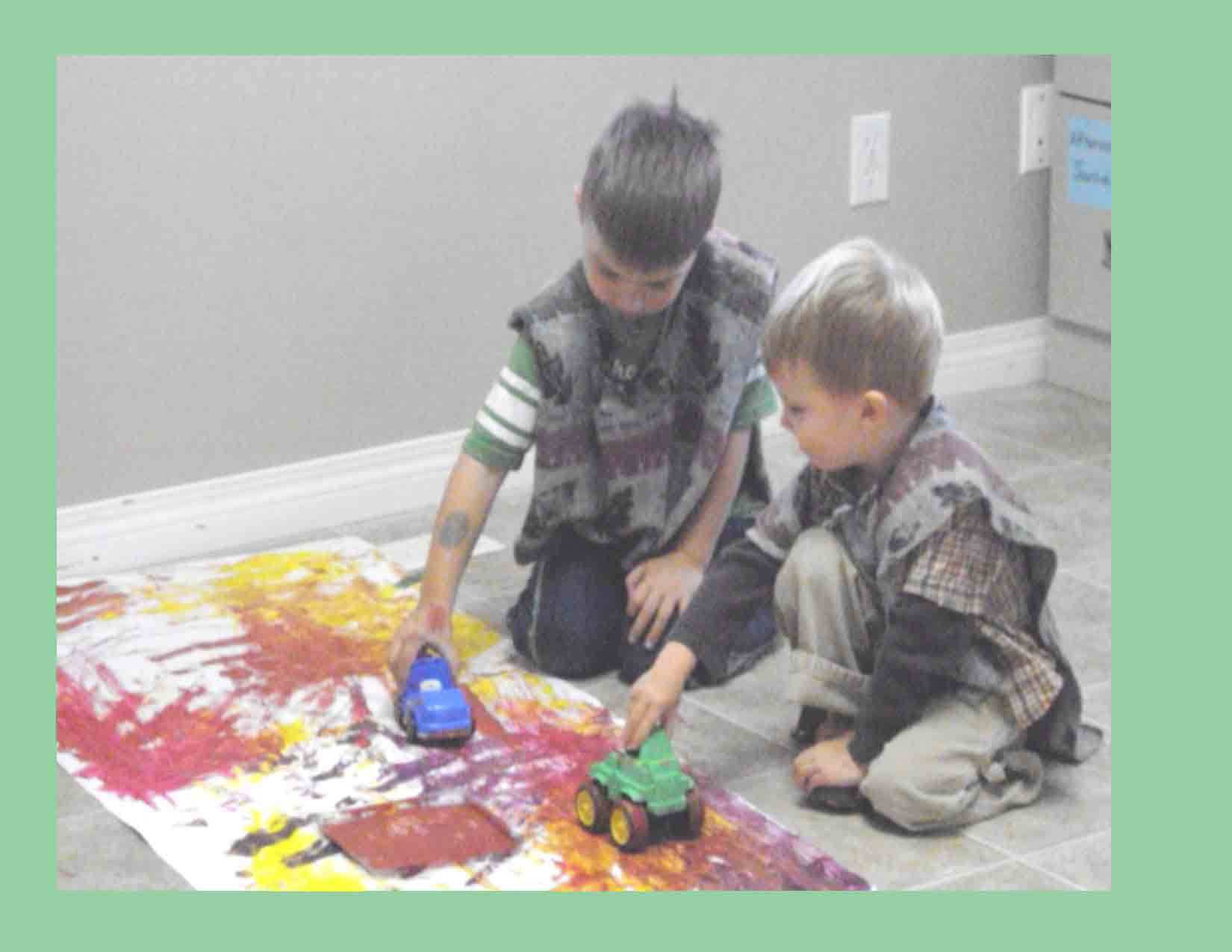 Chestermere-Painting-with-Cars