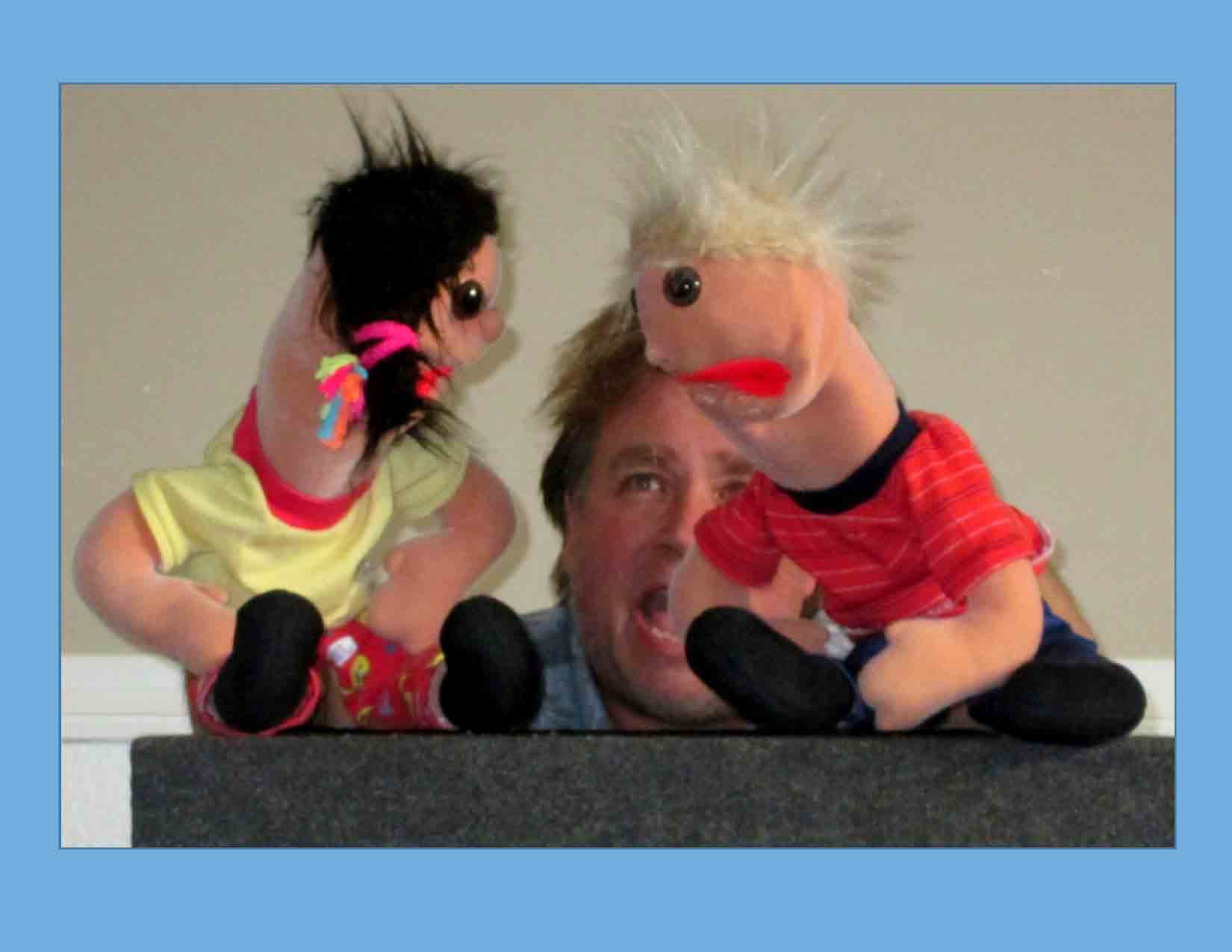 Chestermere-Puppets