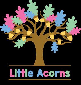 Little Acorns Fine Arts Pre-School Logo